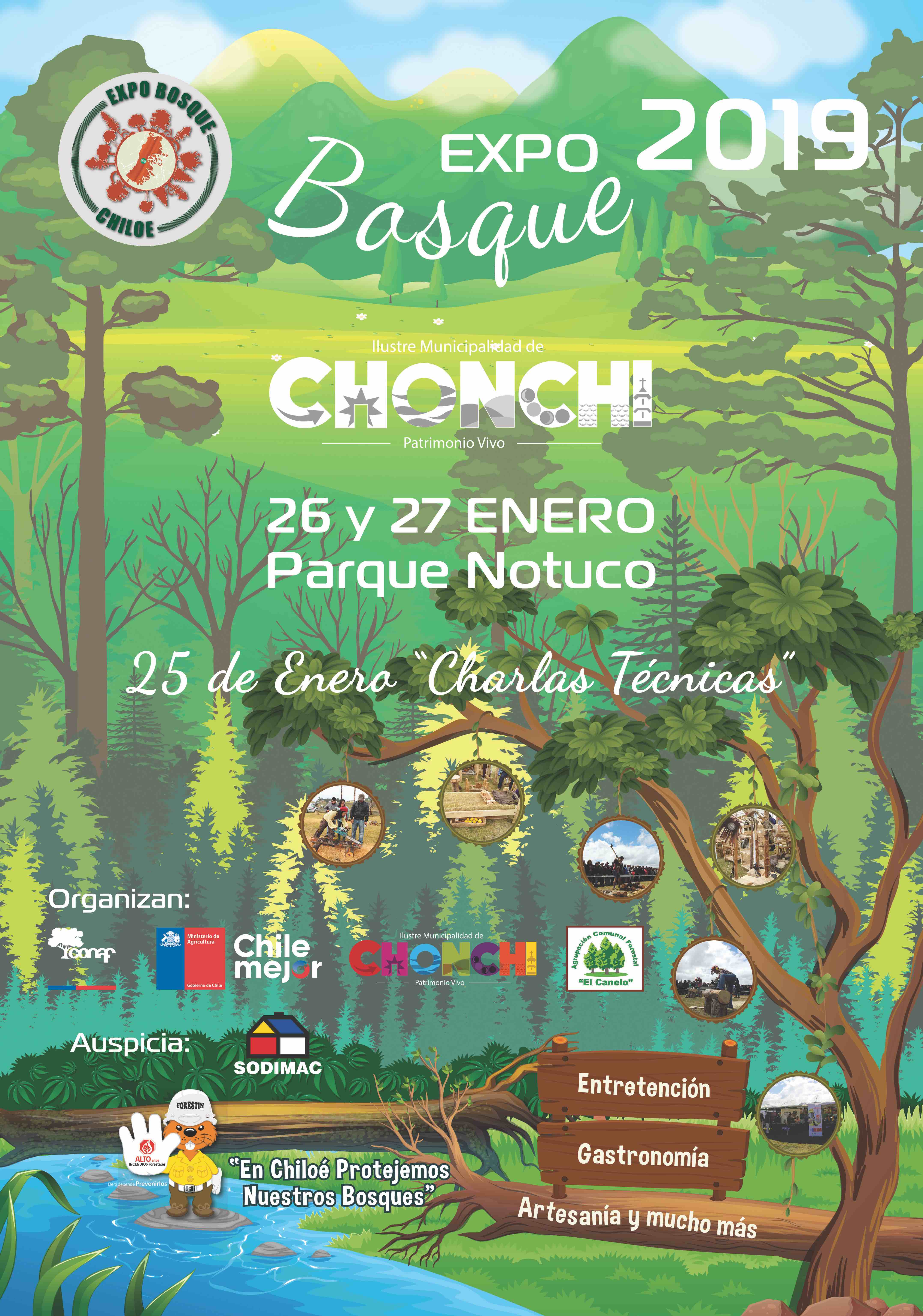 Expo Bosque 2019