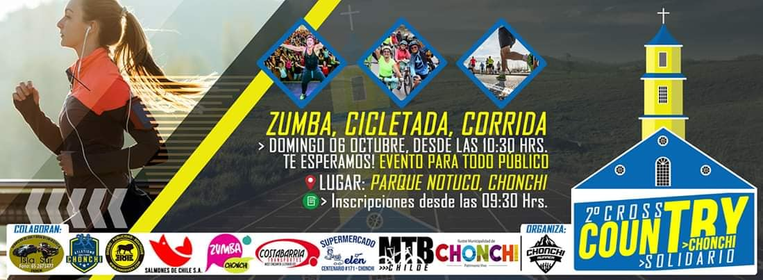 Invitación del Club Chonchi Runners